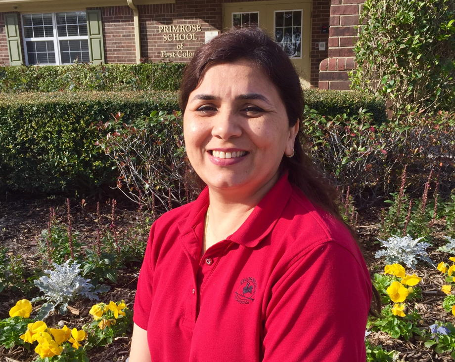 Mrs. Nusrat Khoja , Infant I Teacher