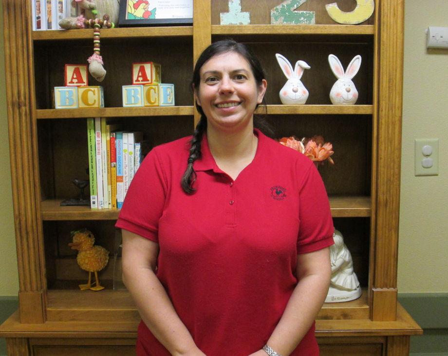 Mrs. Holli Nash , Early Preschool 1