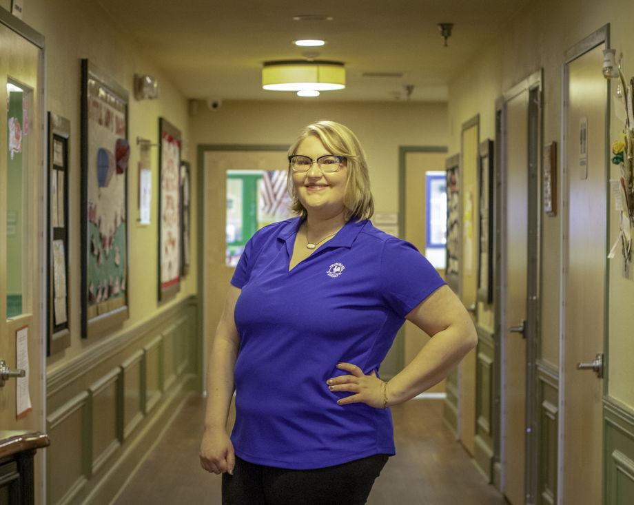 Kate McClanahan , Preschool Pathways Teacher