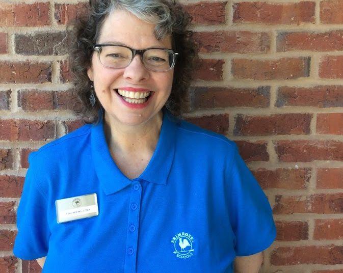 Ms. Lizza Maher, Primary Preschool Teacher