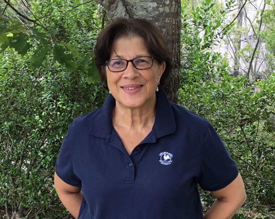 Shahin Rogers , Floater Teacher