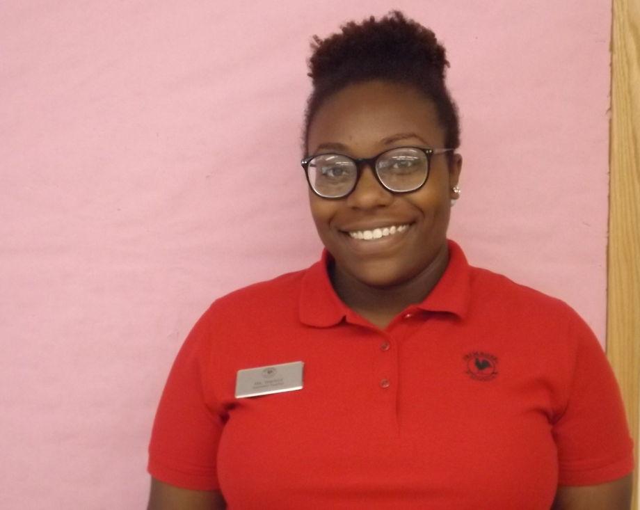 Brittany Warford , EPS Lead Teacher