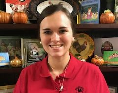 Ms. Faith Hamby , Pre-Kindergarten Assistant Teacher