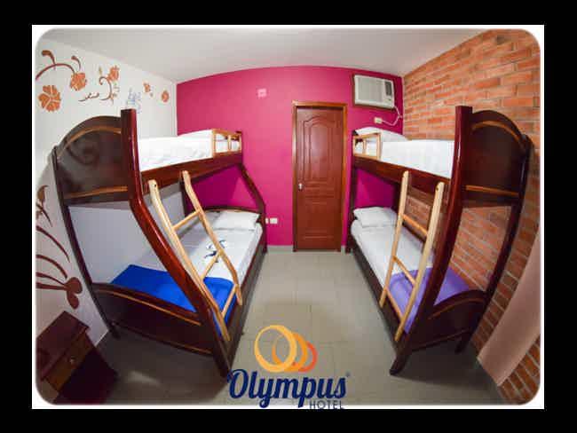 Promoción Temporada 2017en Hotel Olympus !!-Montañita