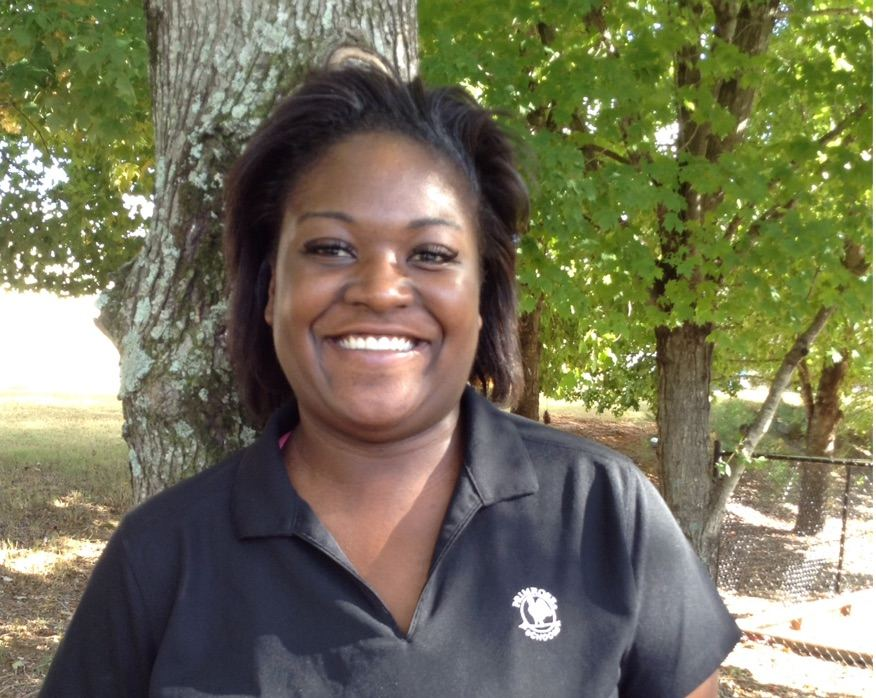 Ms. Ayanna, Assistant Infant Room Teacher