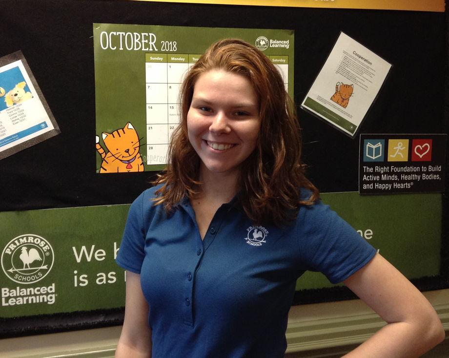 Ms. Ashlynn Summerlin , Toddler Assistant Teacher