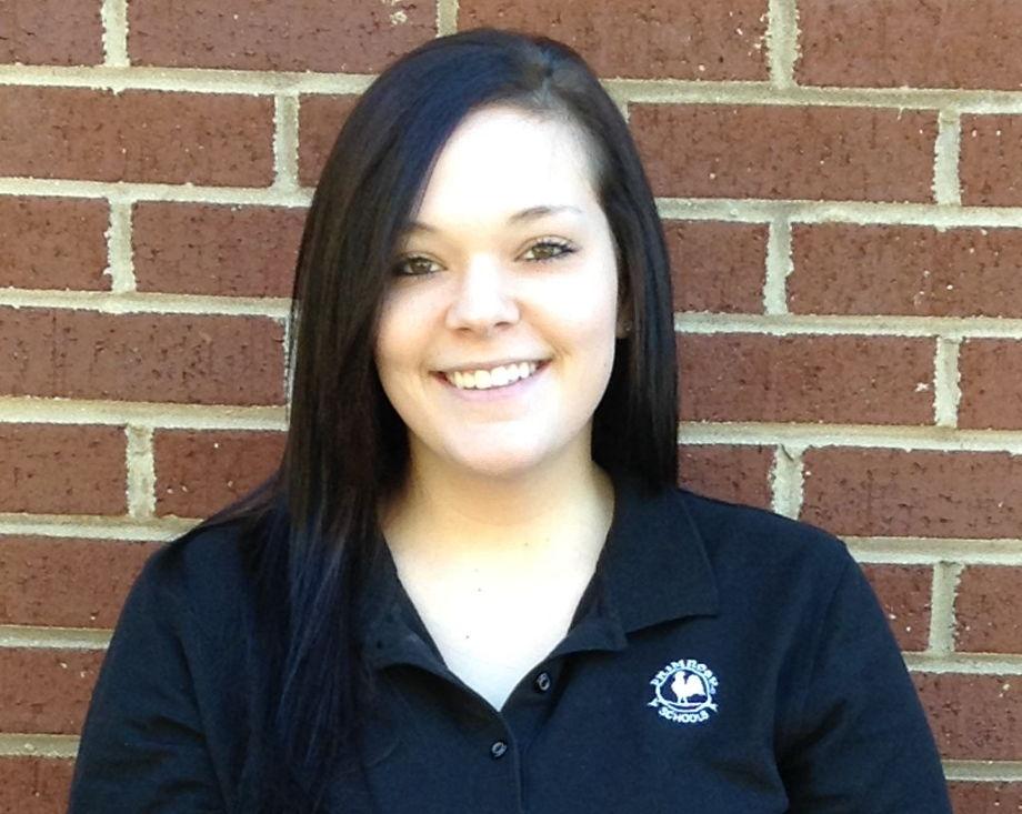 Katlyne Marchand , Older Infant Assistant Teacher