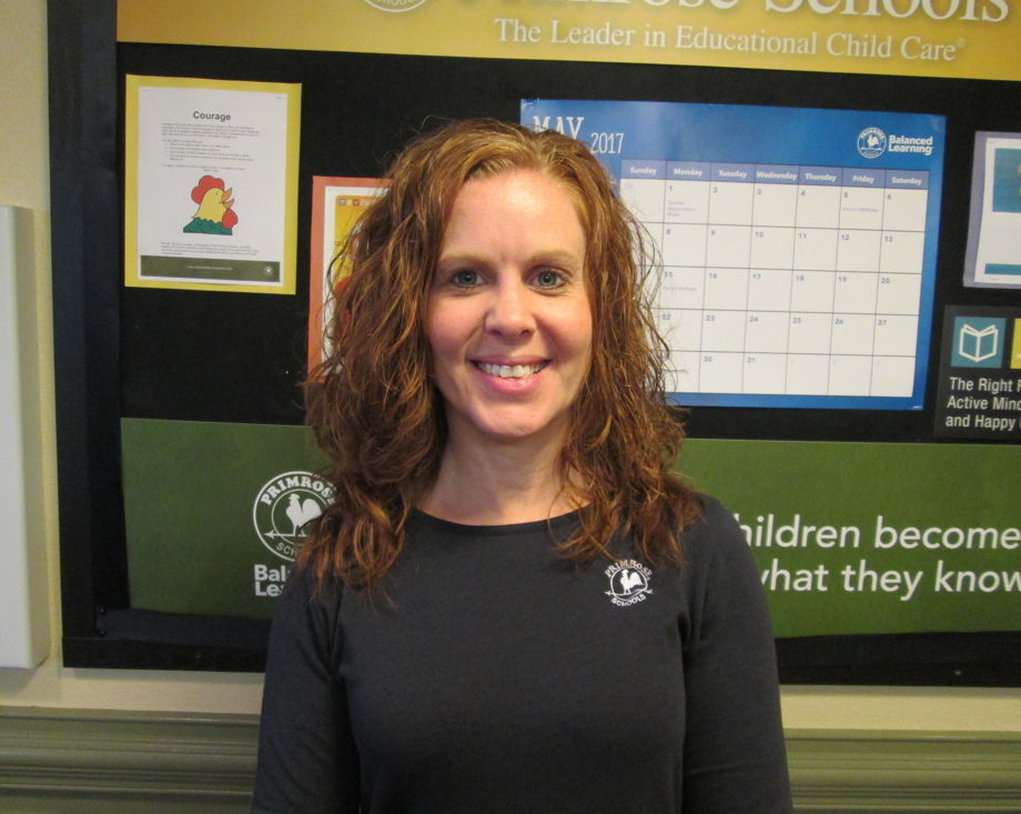 Ms. Danielle McLeish, Infant Teacher