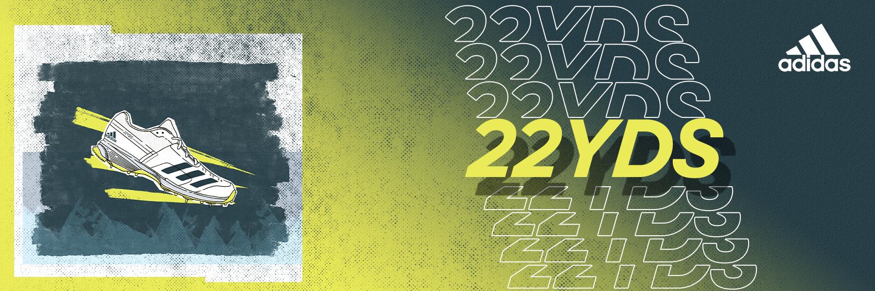 22yds