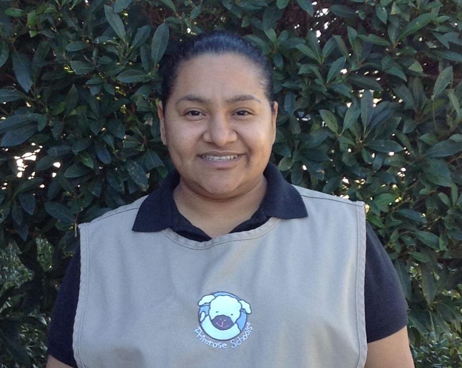 Ms. Sendi Pereira , Young Infant Teacher