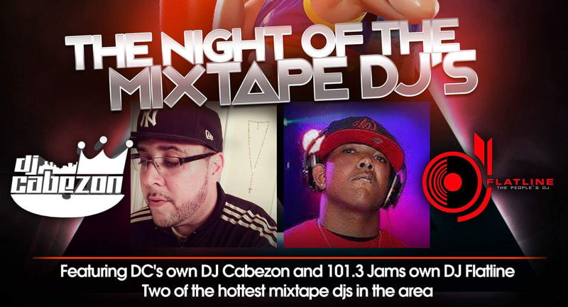 Night Of The Mixtape DJs ft. DJs Cabezon & Flatline