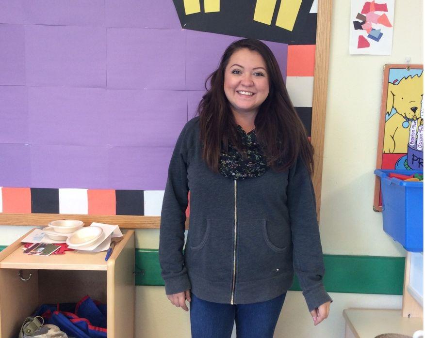 Ms. Cristina , Lead Older Toddler Teacher