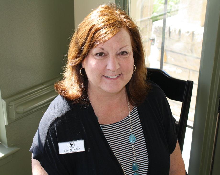 Julie McCluskey, Curriculum Director