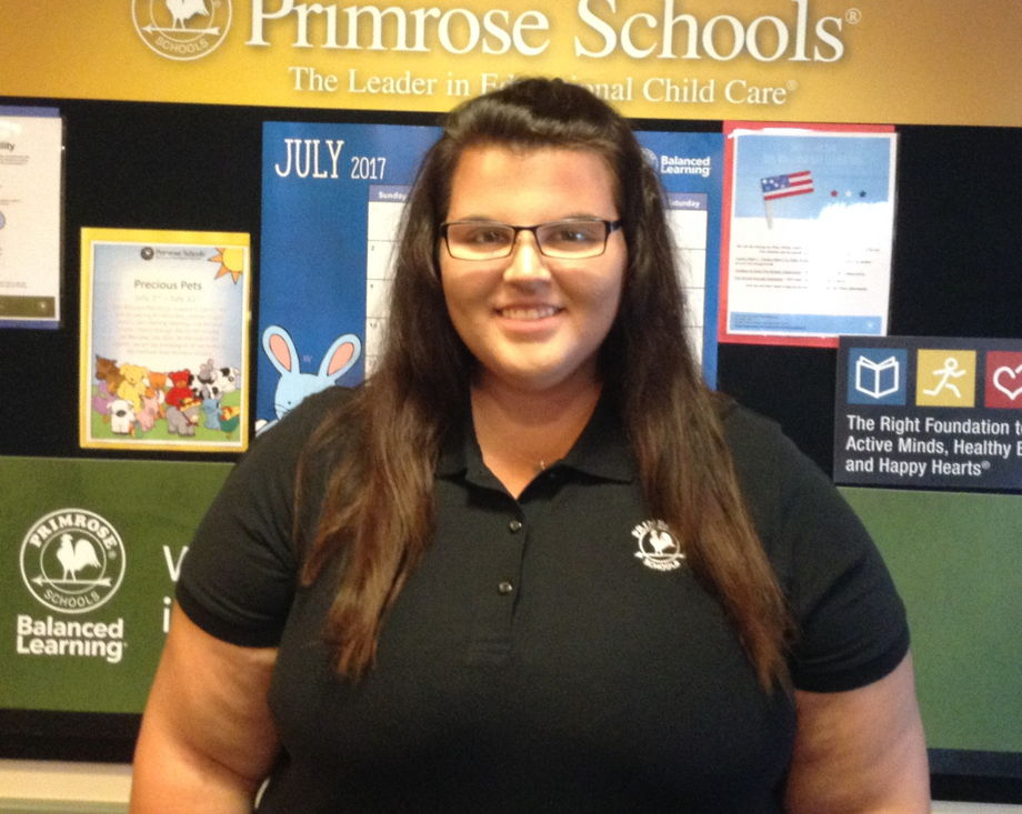 Ms. Hayley Love, Preschool Pathways Teacher