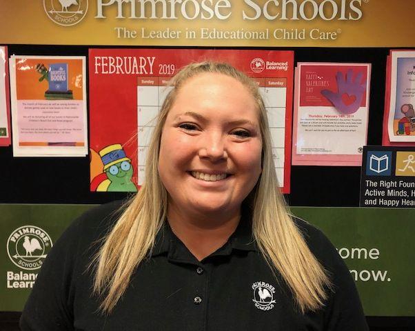 Ms. Amber Doran , Older Infant Teacher