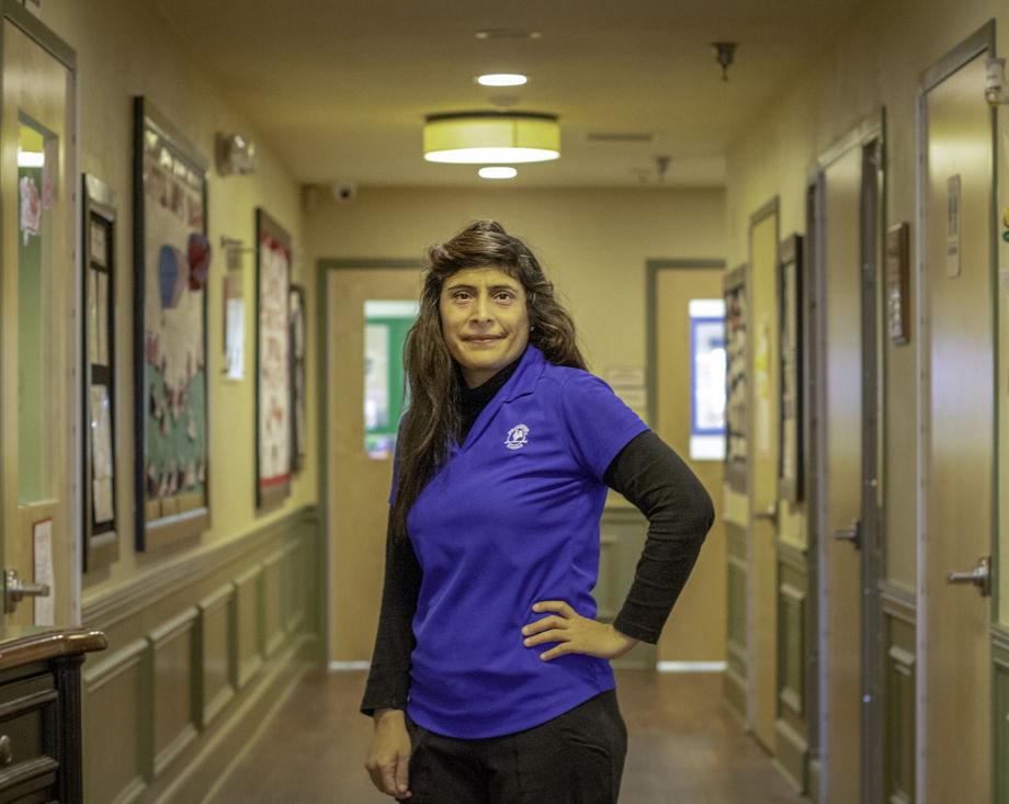 Sabeen Ahmad , Toddler Teaccher