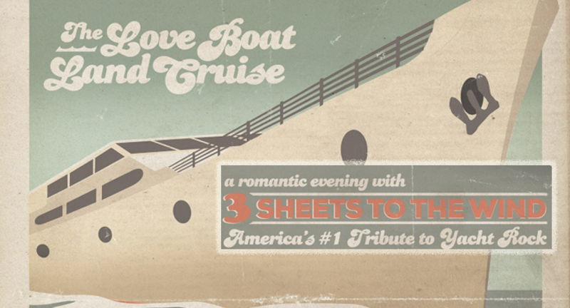 A Romantic Evening with Three Sheets to the Wind