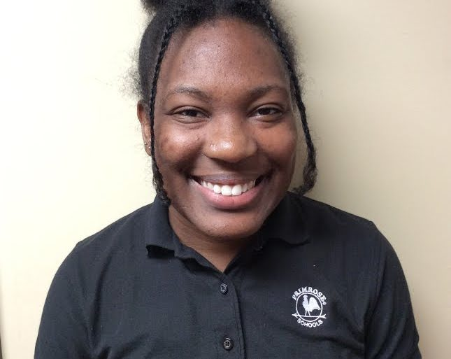 Ms. Geray Holmes , Venture Program Teacher