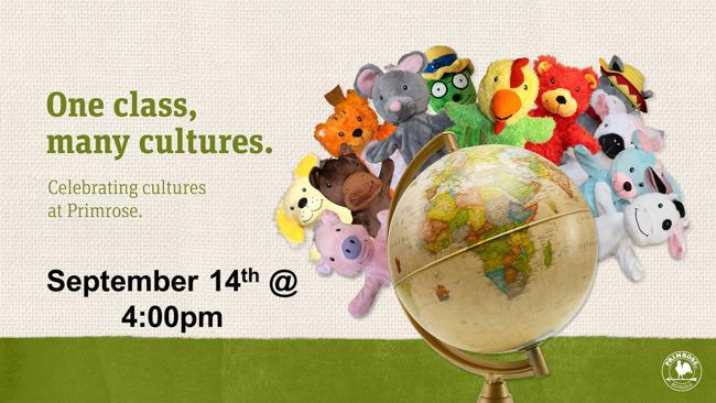 Celebration of Cultures Parade!