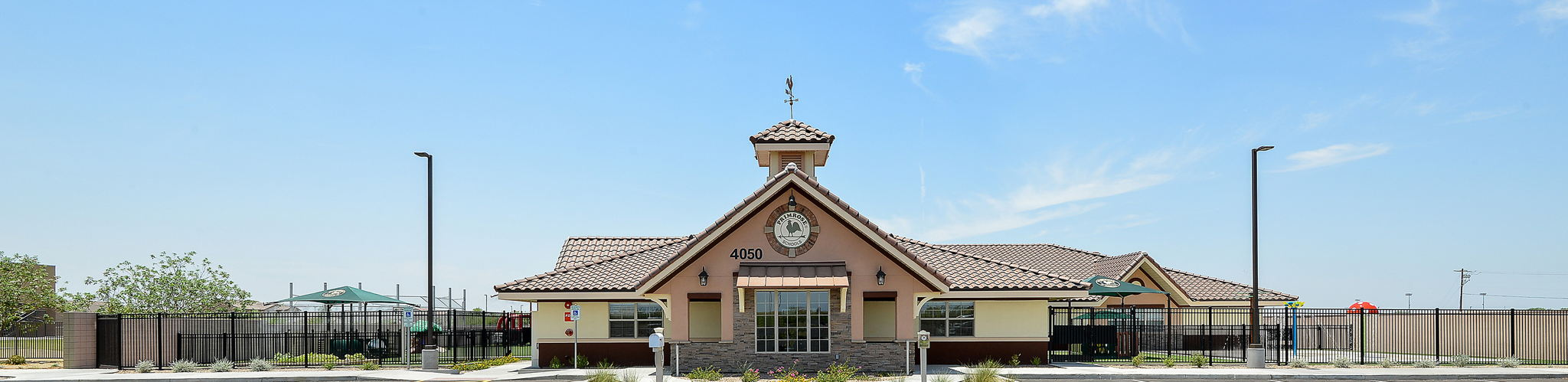 Exterior of a Primrose School of Gilbert at Santan