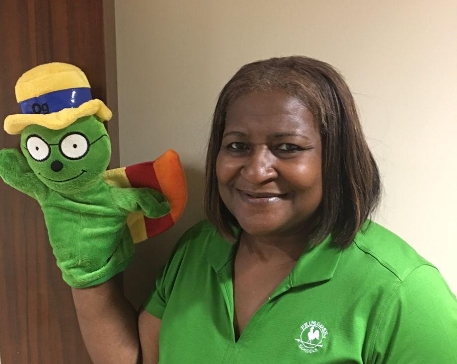 Mrs. Elizabeth Peoples , Creative Programs Specialist