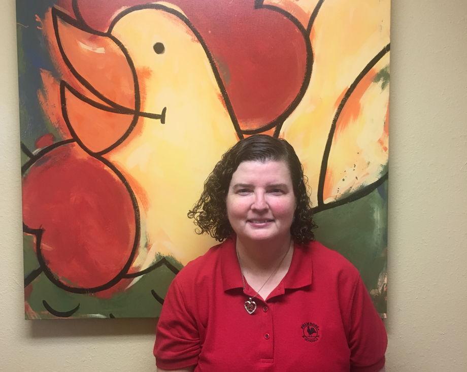 Mrs. Mach , Toddler 1 Teacher Assistant