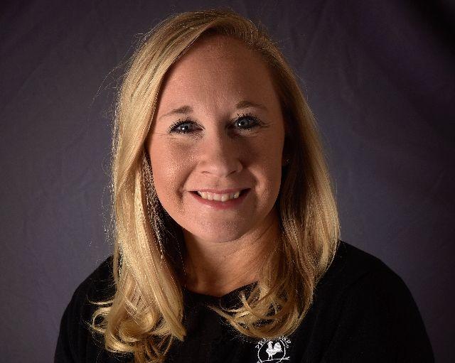 Jen  Sexton , Assistant Director of Education