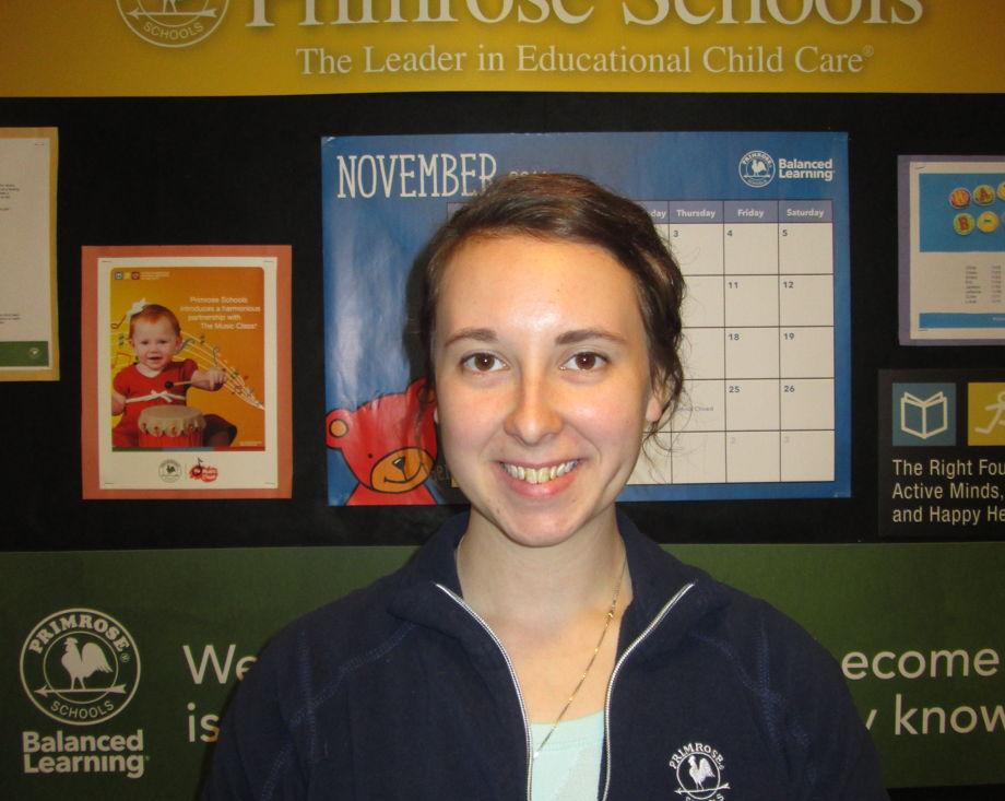 Ms. Katy Purrington, Early Preschool 2 Teacher