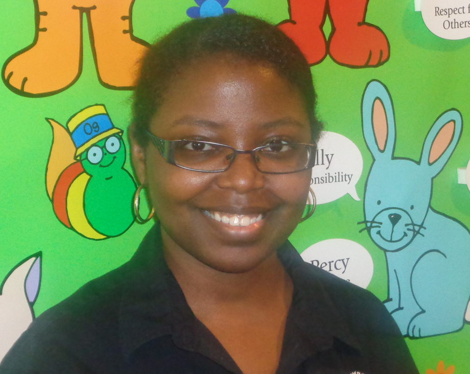 Miss Alesia Simpson, Prekindergarten One Co Lead Teacher