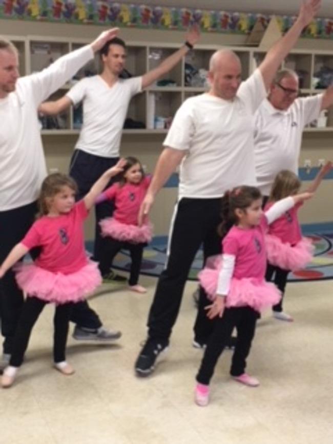 Daddy Daughter Dance Class & Dance