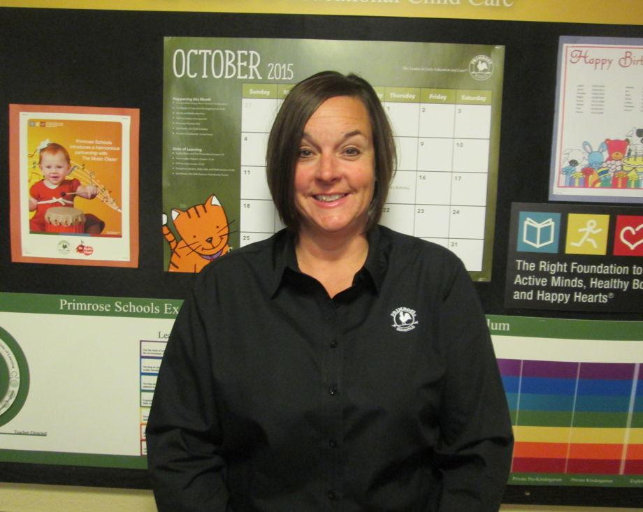 Ms. Sophia Thompson, Kindergarten Enrichment Teacher