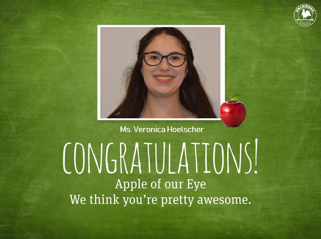 Ms. Veronica Hoelscher