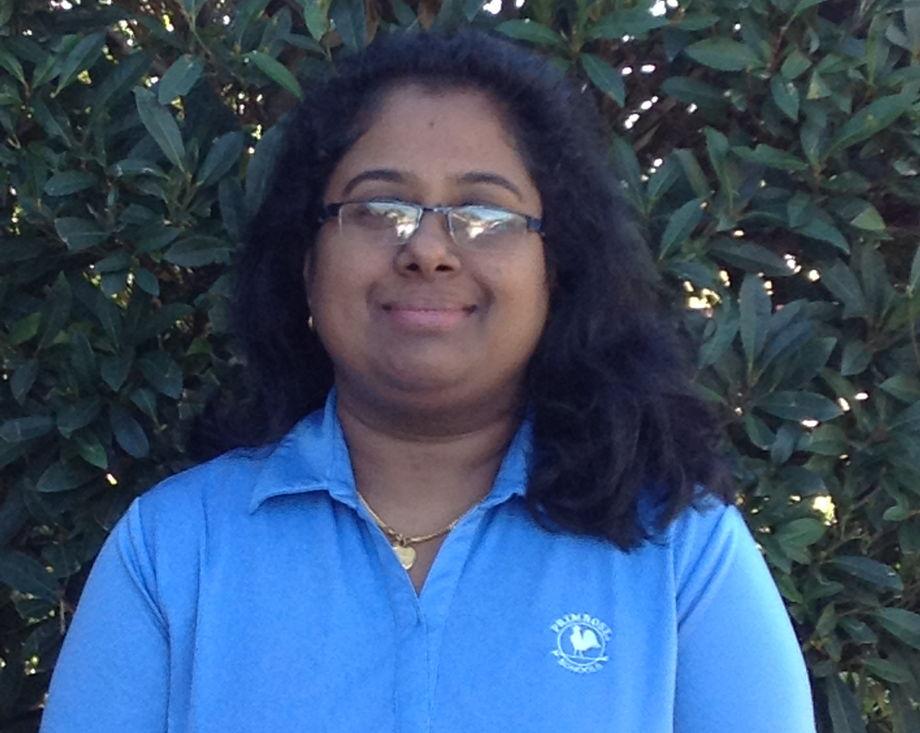 Mrs. Sheeba Thomas , Older Infant Teacher