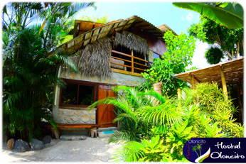 Hostal Oloncito... el lugar perfecto en la playa perfecta!!