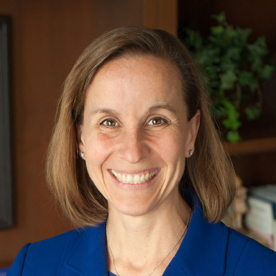 Laura Jana, M.D., and Primrose Schools Early Learning Council member