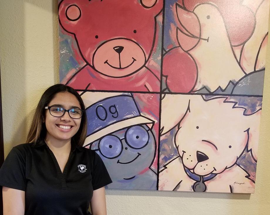 Natalie Mendoza , Preschool 2 Assistant Teacher