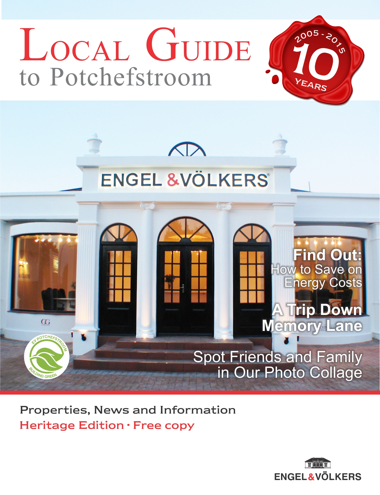 Local Guide to Property in Potchefstroom