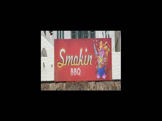Smokin BBQ-Salinas