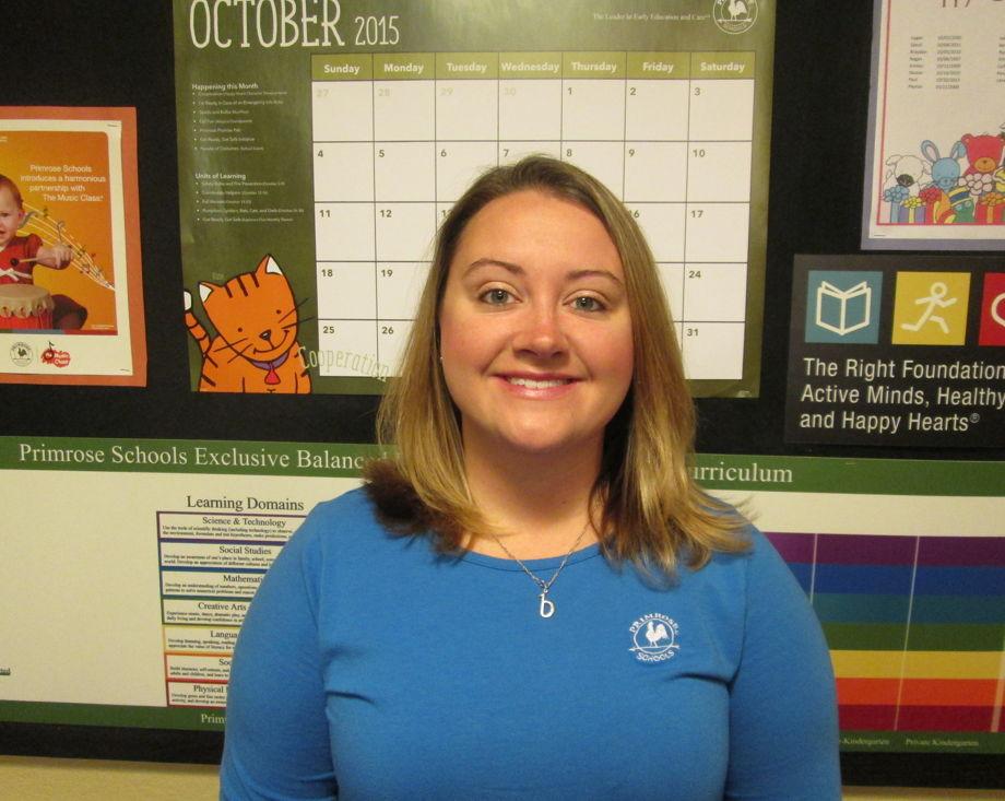 Mrs. Brandi Kirsch, Preschool 1 Teacher