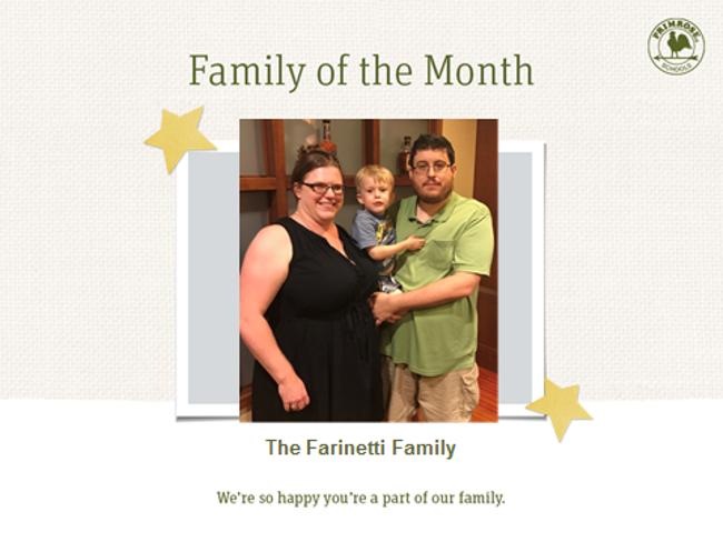 Farinetti Family