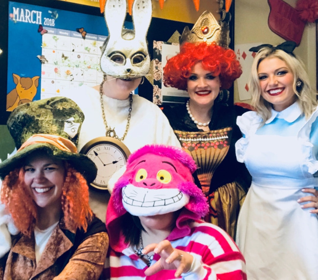 Bringing Alice in Wonderland to Life
