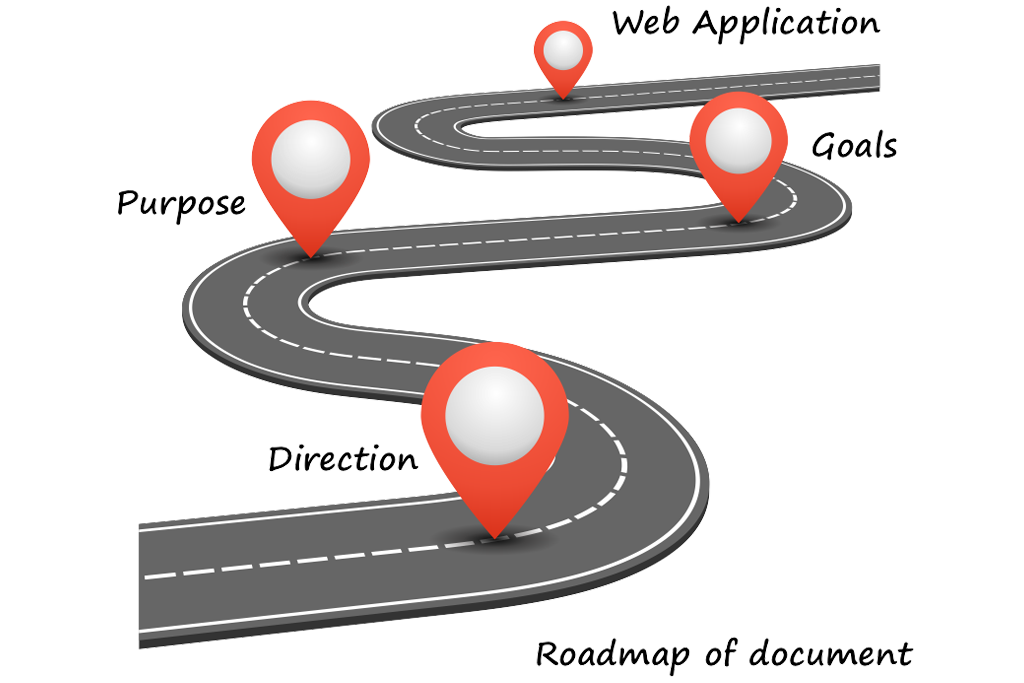 web app development company roadmap gkmit