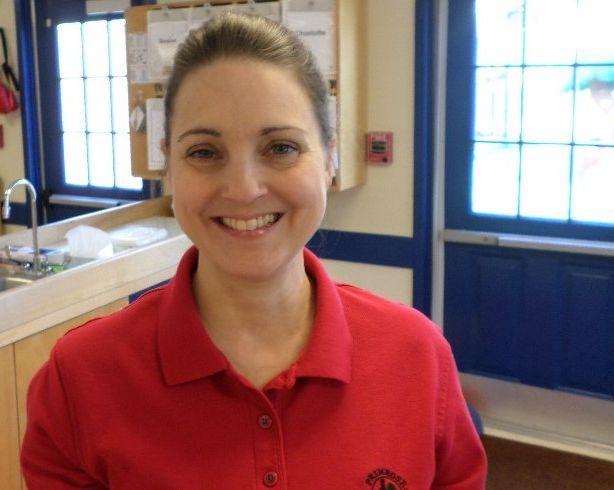 Ms. Ellen Tomerlin , Infant II Assistant Teacher