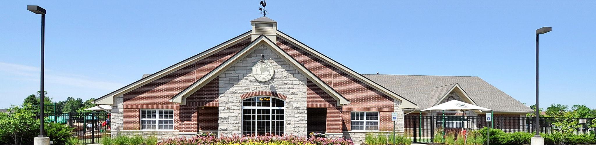 Exterior of a Primrose School of Carmel