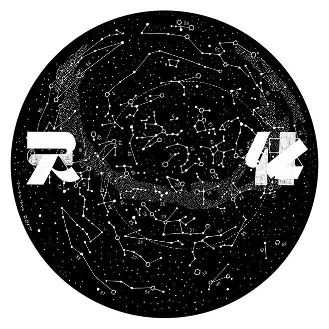 ナツノムジナ「天体」