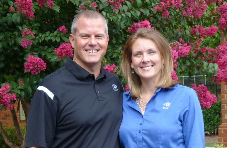 Franchise Owners Tommy and Amy Roper