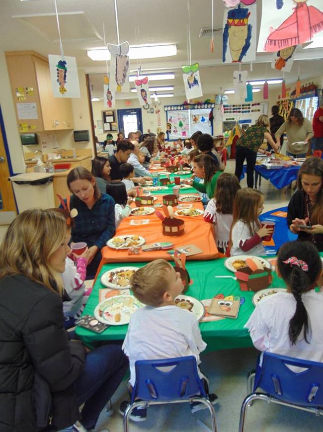 2018 Thanksgiving Feast!