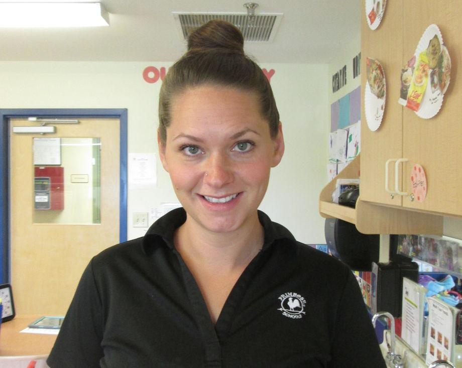 Stephanie Wedemeyer , Teacher's Aide