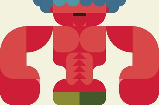 赤鬼 Nemury's red ogre