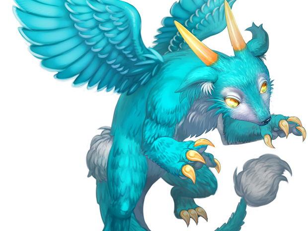 【エルダイスの地図】ドラゴン3